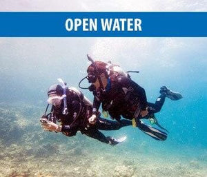SDI Open Water Course (Lake Dives) - Open Water Scuba Diver