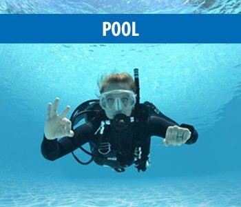 SDI Confined Water Course (Pool Dives)  - Open Water Scuba Diver