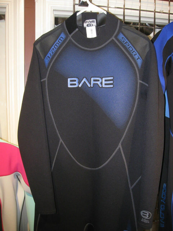 Bare Sport 3-2mm Wetsuit 2XLarge