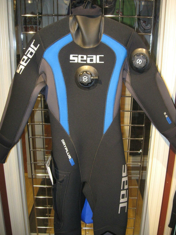 SEAC Dry Plus - Drysuit - Small (New)