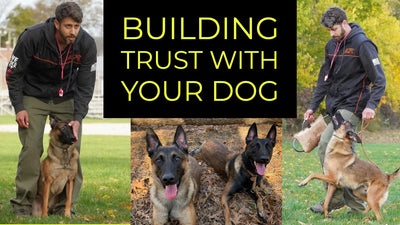 Trust & Bond Building with Canine Karma Training