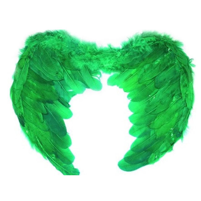 Green Angel Wing - L