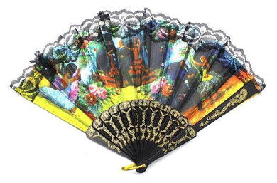 Spanish Lace Fan - The Base Warehouse