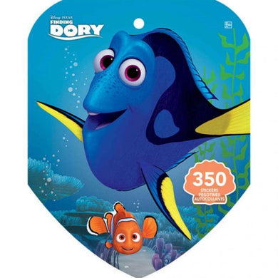 Finding Dory Sticker Book - 25cm x 20cm - The Base Warehouse