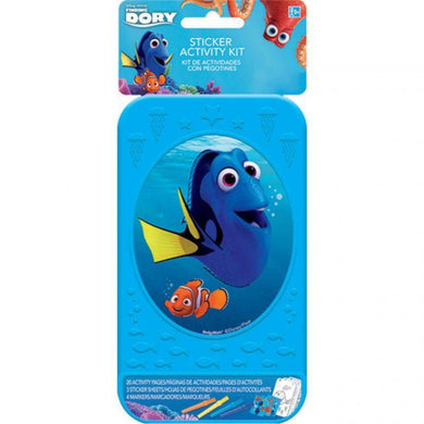 Finding Dory Sticker Activity Kit - 20.3cm x 10.1cm - The Base Warehouse