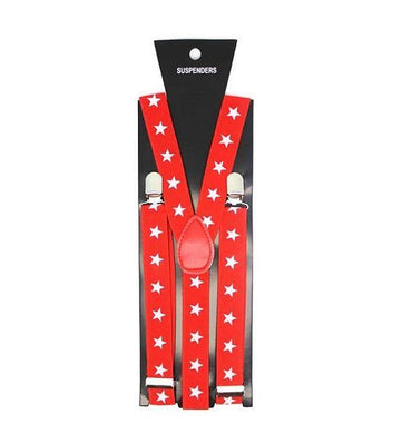 Red Star Suspender - The Base Warehouse