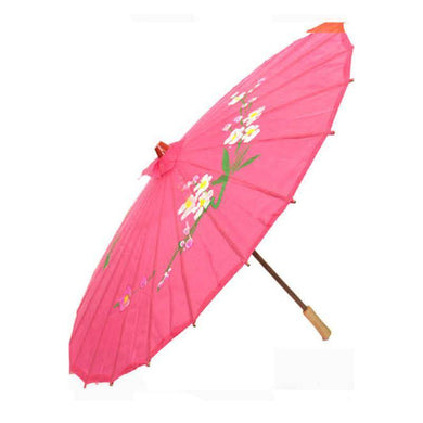 Hot Pink Parasol - Small - The Base Warehouse