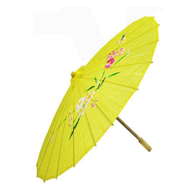 Yellow Parasol - Small - The Base Warehouse
