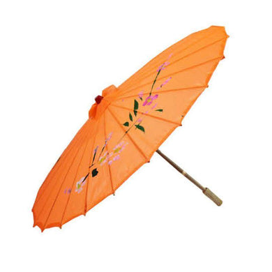 Orange Parasol - L - The Base Warehouse