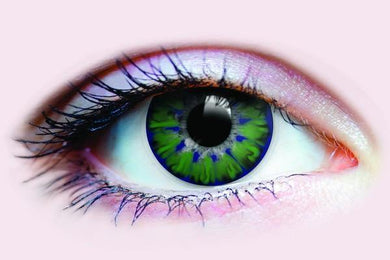 Enchanted-Emerald/Natural Contact Lenses - The Base Warehouse