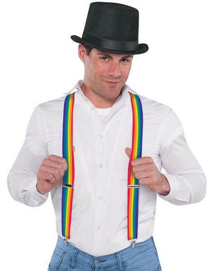 Rainbow Suspenders - The Base Warehouse