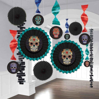 Sugar Skull Room Decoration Kit - The Base Warehouse