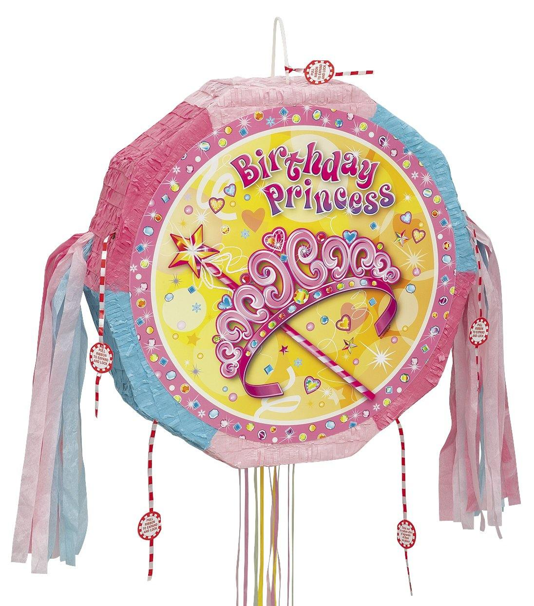 Pinata Pretty Princess Pop-Out - 45.7cm H x 48.3cm W