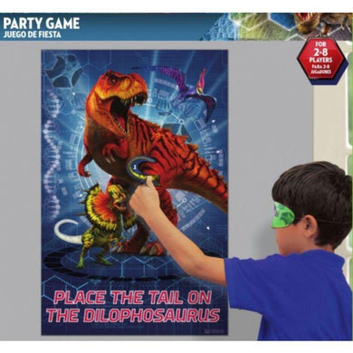 Jurrasic World Party Game - The Base Warehouse