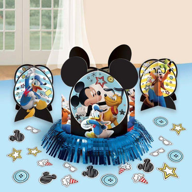 Mickey on the Go Table Decorations Kit - The Base Warehouse