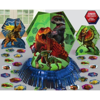 Jurrasic World Table Decoration Kit - The Base Warehouse