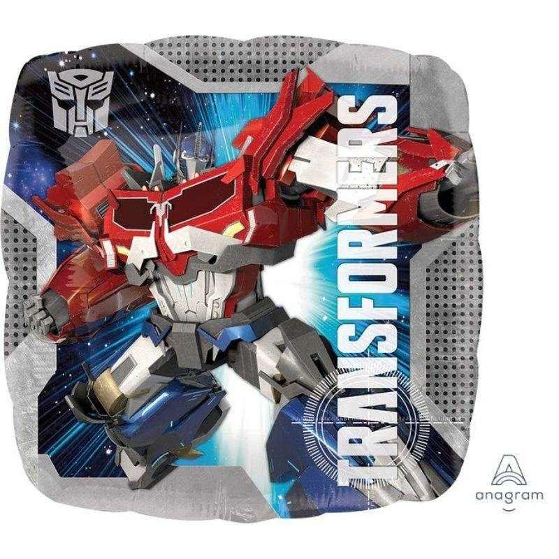 Transformers Animated Foil Balloon - 45cm