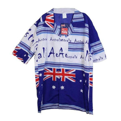 Mens Australia Day Shirt - The Base Warehouse