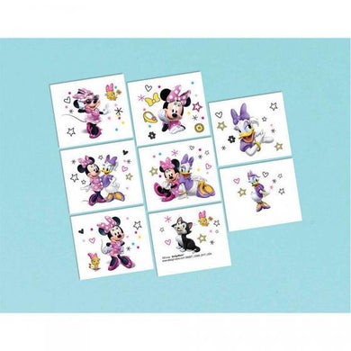 Minnie Mouse Helpers Tattoo Minnie Mouse Happy Helpers Tattoos - The Base Warehouse