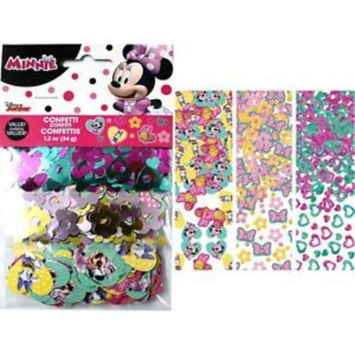 Minnie Mouse Happy Helpers Confetti Value Pack - The Base Warehouse