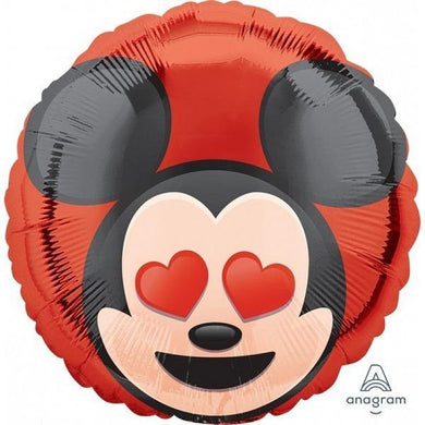 Micky Mouse Emoji Foil Balloon - The Base Warehouse