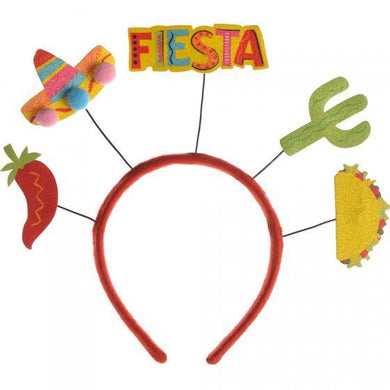 Fiesta Deluxe Headbopper Headband - The Base Warehouse