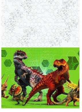 Jurassic World Tablecover Jurassic World Tablecover Plastic - The Base Warehouse