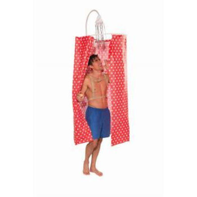 Shower Curtain Costume - std - The Base Warehouse