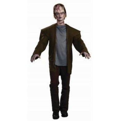 Mens Lab Monster Costume - std - The Base Warehouse