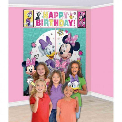 Minnie Mouse Happy Helpers Scene Setter with Props - The Base Warehouse