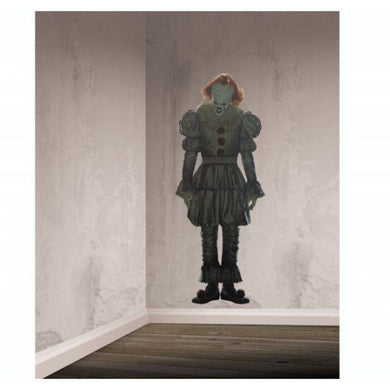 IT Pennywise Scene Setter - 1.65m x 85cm - The Base Warehouse