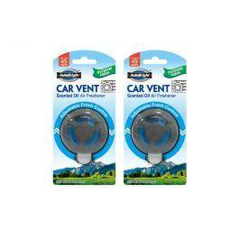 AutoBright Outdoor Fresh Vent Scented Oil Air Freshener - 8g - The Base Warehouse