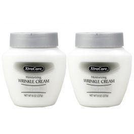 XtraCare Anti-Wrinkle Cream with AHAs Vitamin E & Collagen - 227g - The Base Warehouse