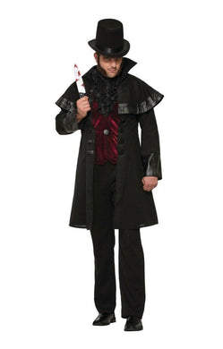 Mens Jack The Ripper Costume - The Base Warehouse