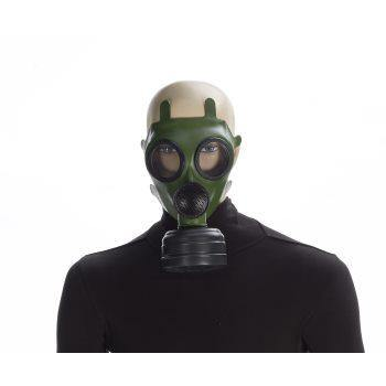 Green Army Gas Mask - The Base Warehouse