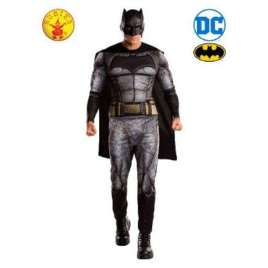 Mens Batman Deluxe Costume - XL - The Base Warehouse