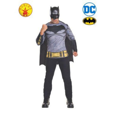 Mens Batman Dawn of Justice Costume Top - Std - The Base Warehouse