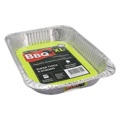 Large Baking Tray - 45.5cm x 34cm x 6.5cm - The Base Warehouse