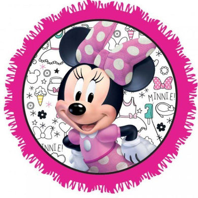 Minnie Mouse Pinata - The Base Warehouse