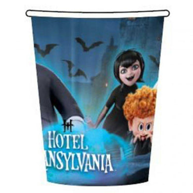 6 Pack Hotel Transylvania Cups - 266ml - The Base Warehouse