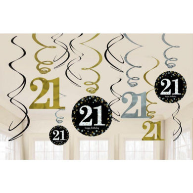 Sparkling Celebration 21 Swirl Value Pack - The Base Warehouse