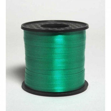 Green Curling Ribbon - 5mm x 460m - The Base Warehouse