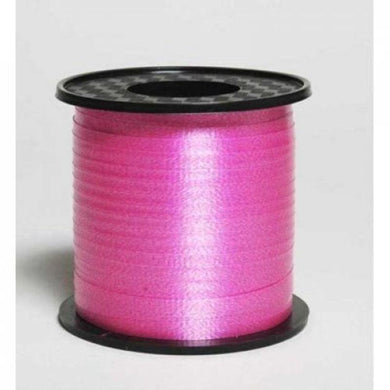 Pink Curling Ribbon - 5mm x 460m - The Base Warehouse