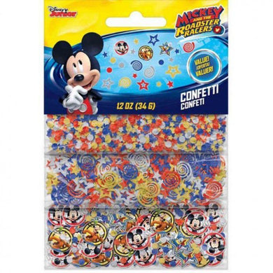 Mickey on the Go Value Pack Confetti - 34g - The Base Warehouse