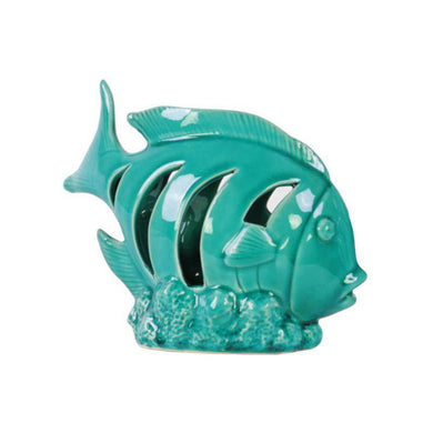 Beira Blue Marble Fish - 19cm x 15cm - The Base Warehouse