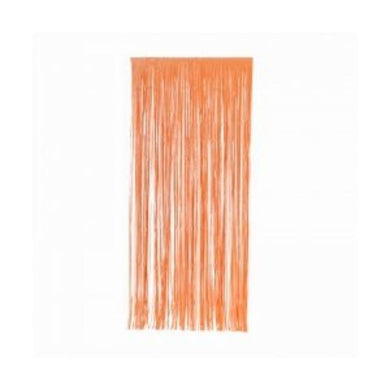 Matte Peach Curtains - 90cm x 200cm - The Base Warehouse