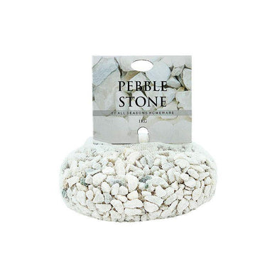 5-8mm Pebble Stone in Net - 1kg - The Base Warehouse