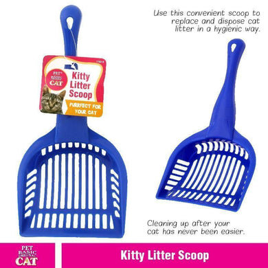 Kitty Litter Scoop - The Base Warehouse
