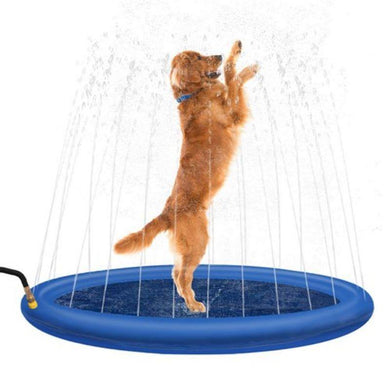 Sprinkler Splash Pet Pad - 100cm - The Base Warehouse