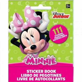 Minnie Mouse Sticker Book & Stickers - The Base Warehouse